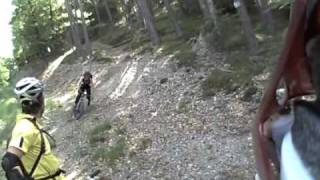 preview picture of video 'Freeride Bozen 2009 - Teil 1'