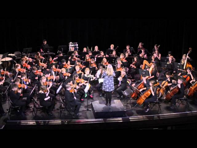 Carol of the Bells | Youth Concert Orchestra