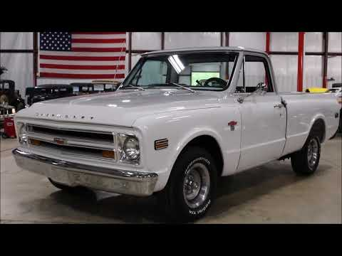 Video of '68 C10 - LV6T
