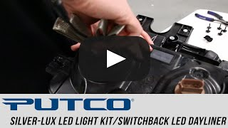 In the Garage with Total Truck Centers: Putco Silver-Lux LED Kit and SwitchBack LED DayLiner