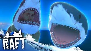 The Shark Hat! | Raft #10