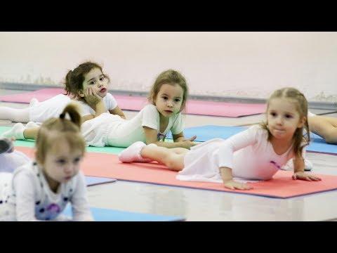 Открытый урок в балетной школе 18.11.2015г. Студия ВиДиВ