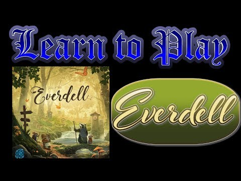 Learn to Play: Everdell