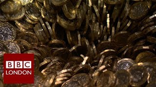 What happens to old pound coins, now they've been replaced? – BBC London News