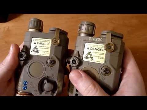 FMA vs Element LA-5 PEQ-15