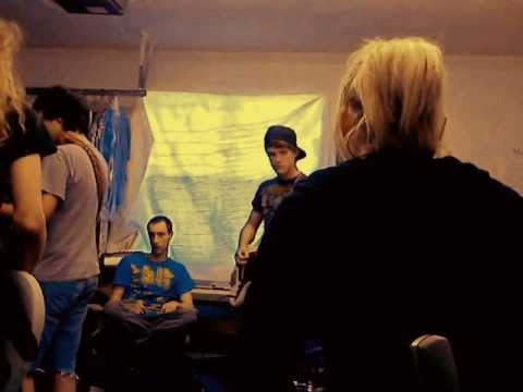 Hole in a wall practice - coming undone