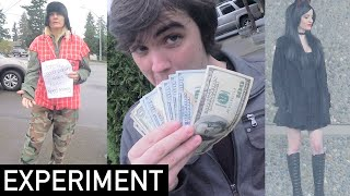 Social Experiment: How Do Homeless People Spend Money?