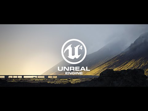 Astonishingly Photorealistic Real-Time Rendered Scene By a Video