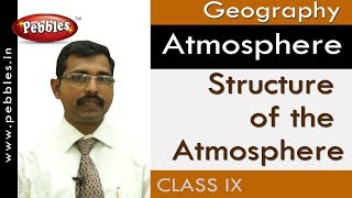 Structure of the Atmosphere : Atmosphere | Social Science | AP&TS Syllabus