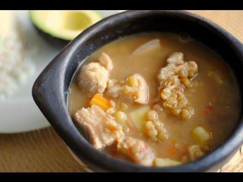 Receta De Una Deliciosa Sopa De Lentejas Estilo Colombiano