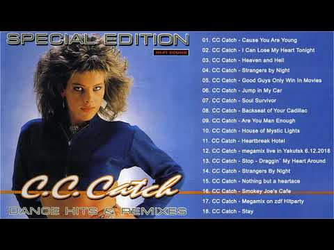 Best Songs Of C.C.Catch Greatest Hits Full Album 2021 Best Songs of C.C.Catch