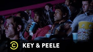 Key & Peele -Meegan and Andre Go to the Movies