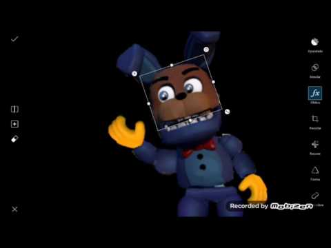 Speed edit [android] fnaf world consertando olds