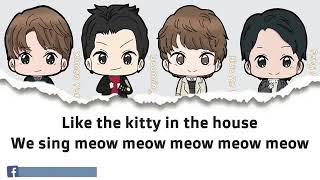 Learn To meow 😻 (EngLish version)