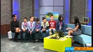 preview picture of video 'Mladi šahisti,učenici OŠ Ivo Andrić Banjaluka, gosti jutarnjeg programa RTRS'