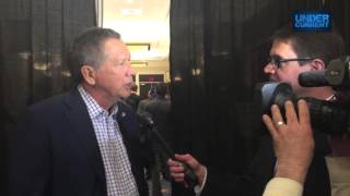John Kasich: My Conservatism Is Bigger Than Yours