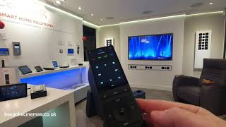 The New NEEO Remote by Control4 - unboxing and review on YouTube