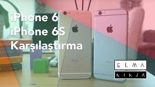 iPhone 6 ve 6s Karşılaştırması - Hangisini Almalıyım?