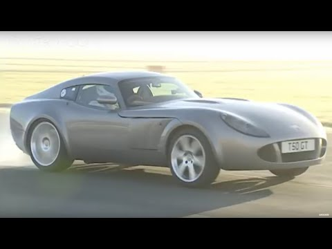The Stig Test Drives The Marcos | Top Gear