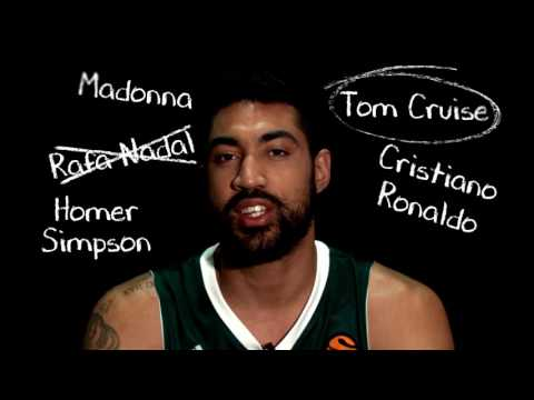 Post-Up with Augusto Lima, Zalgiris Kaunas