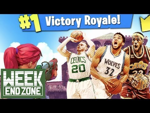 Why NBA Is OBSESSED With Fortnite? Who Is BBB Signing Next?! | WEZ