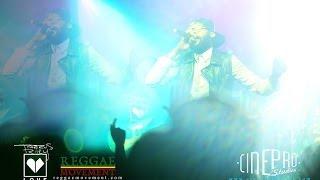 PT 3 Tarrus Riley Live - Love Situation - Denver Video Production - ft Blak Soil Band