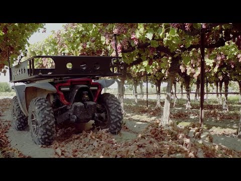 Honda Autonomous Work Vehicle: Agriculture Use Case