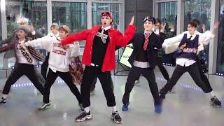 (Mirrored) Pentagon (펜타곤)   Shine (빛나리)  Choreography Dance Practice Performance Mirror