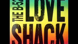 The B-52's - Love Shack 12' Remix Extended Maxi Version
