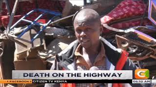 Death On The Nakuru - Nairobi Highway #Daybreak