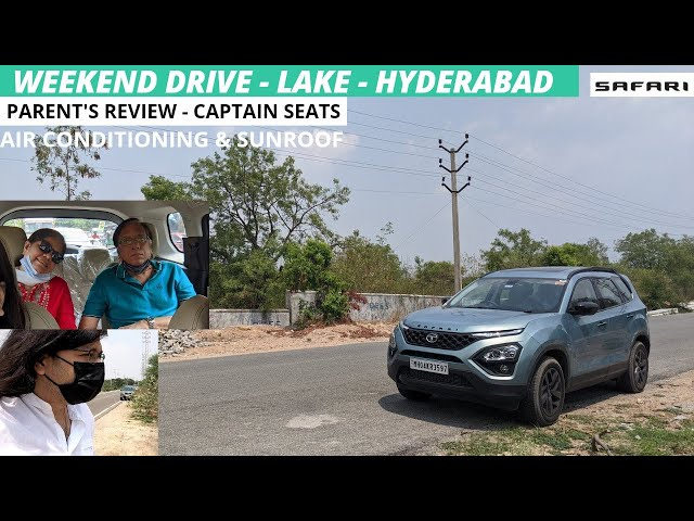 Tata Safari Adventure Persona Review By Aged Parents Of Owner