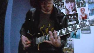 Falling In Reverse - Sexy Drug (guitar cover) NO SOLO