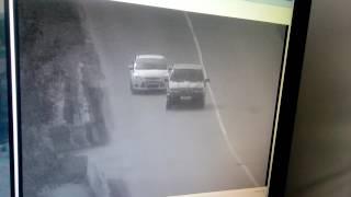 Дерзкая БМВ попала в аварию