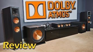 Dolby Atmos Review - A General Overview and Review of Dolby Atmos and DTS-X