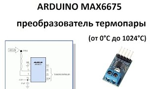 Using the MAX6675 Thermocouple-to-Digital Converter