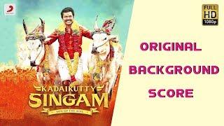 Kadaikutty Singam Original Background Score - Jukebox | D. Imman | Tamil Songs 2018
