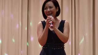 夢兒 🎤 發誓+情比雨絲 @周年演唱會 彩雲社區中心 03/11/19
