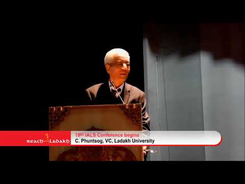 19th International Association for Ladakh Studies conference begins