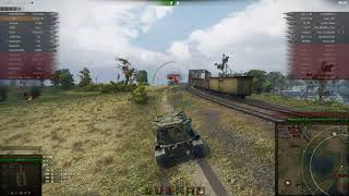 Бабаха FV215b (183) | Фадин воин затащил катку)) | World Of Tanks