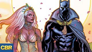 10 SECRETS Marvel is Hiding About BLACK PANTHER