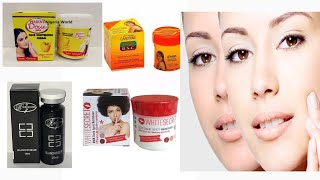 Best Affordable Face Lightening/ Whitening Face Creams