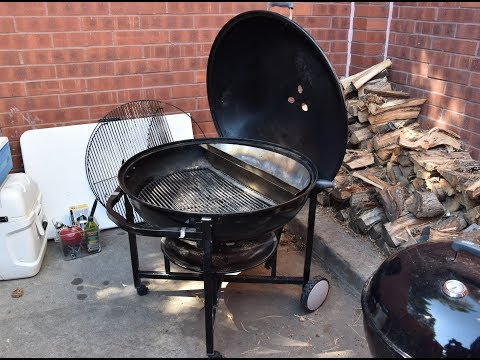 Weber Ranch Kettle Review – Slow 'N Sear Review – BBQ Grill Review