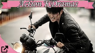 Top 10 Action Korean Dramas 2016 (All the Time)