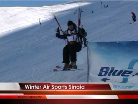 Winter Air Sports Sinaia