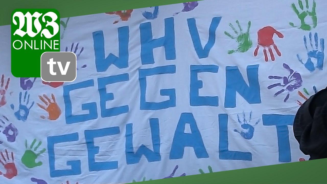 WILHELMSHAVEN GEGEN GEWALT 2014
