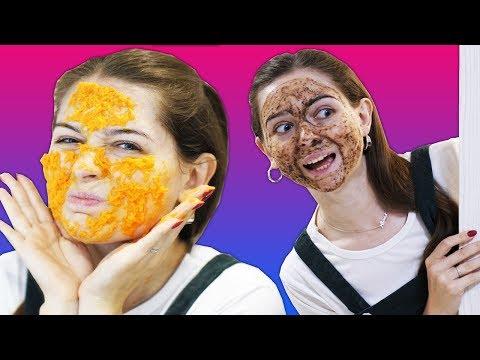 Народные методы vs современные технологии? Как я ухаживаю за кожей 🐞 Afinka