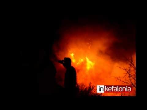 Υπό έλεγχο η πυρκαγιά στα Βλαχάτα