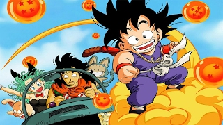 Top 3 IOS / Android Dragon Ball Games Of All Time (2017)
