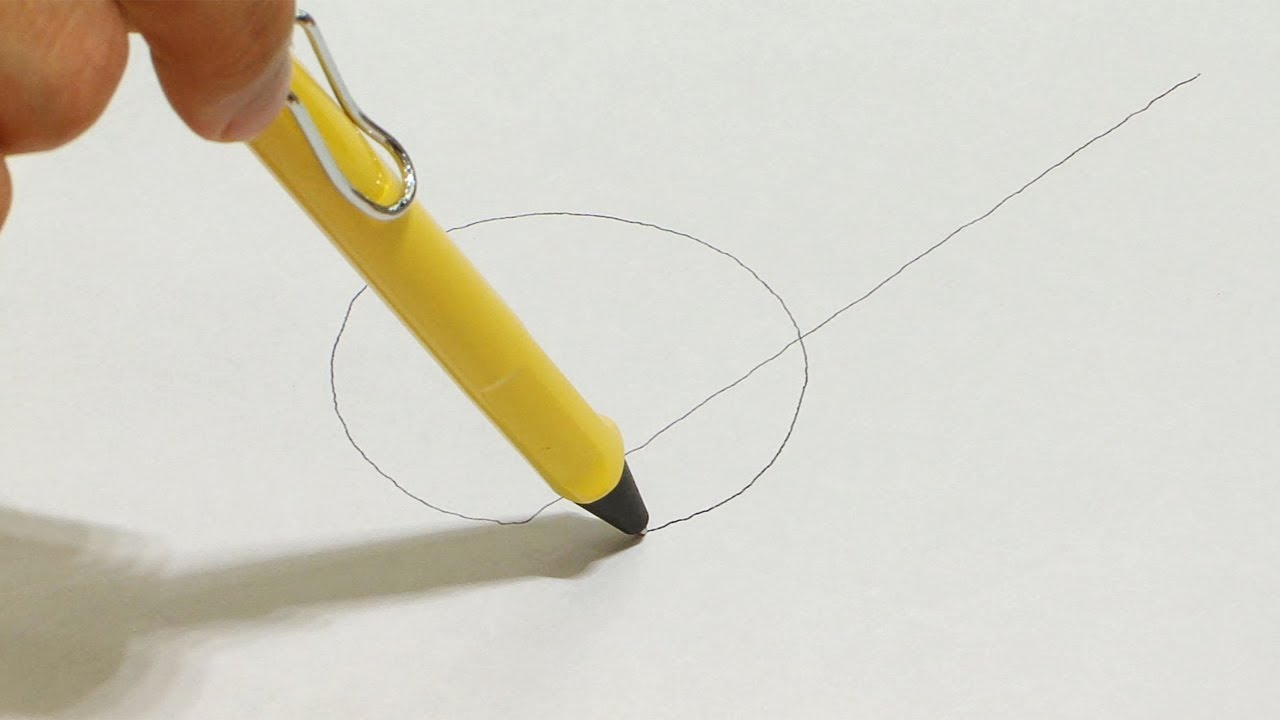 This Table Invisibly Guides Your Pen For Perfect Sketches