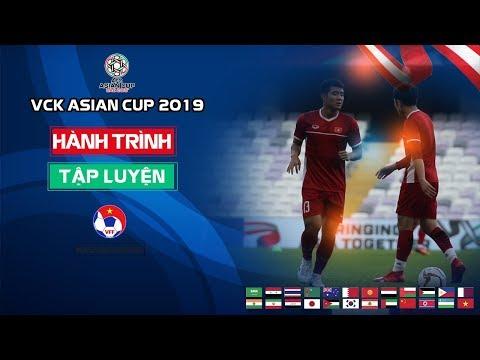Đội tuyển Việt Nam tự tin trước trận đánh lớn